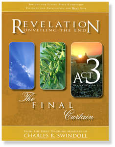 Revelation - Unveiling the End, Act 3: The Final Curtain.  Workbook