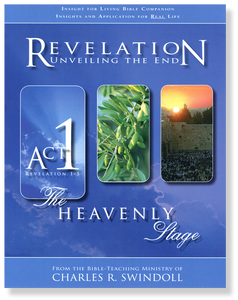 Revelation - Unveiling the End, Act 1: The Heavenly Stage.  Workbook