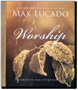 Worship. Inspiration for Everyday Life.  Hardback Book