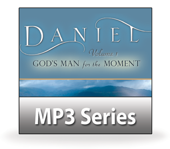 Daniel, Vol 1: God's Man for the Moment.  9 MP3 Series Download