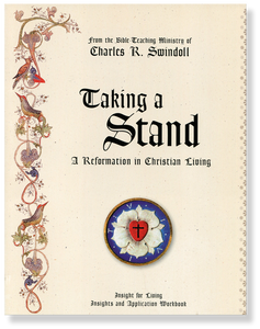 Taking a Stand.  Workbook