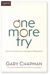One More Try.  Paperback Book