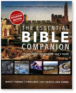 The Essential Bible Companion.  Paperback Book