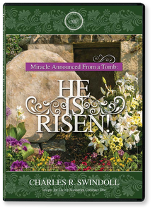 "Easter Message 2018: Miracle Announced from a Tomb: ""He Is Risen!""  CD"