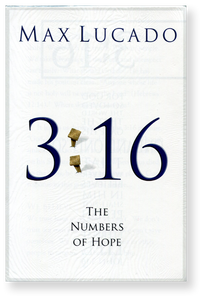 3:16 The Numbers of Hope.  Pack of 25 Tracts