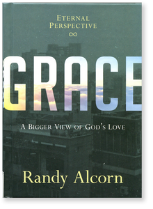 Grace: A Bigger View of God's Love.  Hardcover Book