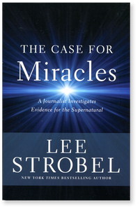 The Case for Miracles.  Paperback Book