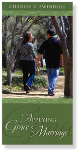 Applying Grace in Your Marriage.  Booklet
