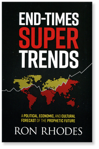 End-Times Super Trends.  Paperback Book