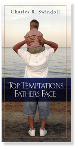 Top Temptations Fathers Face.    Booklet