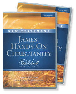 James: Hands-On Christianity.  16 CD Series