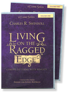 Living on the Ragged Edge.  24 CD Series