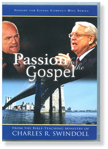 Passion for the Gospel.  5 CD Series