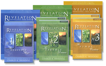 Revelation: Acts 1-3 Complete Set.  40 CDs & 3 Wookbook Set