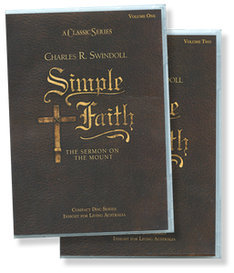 Simple Faith: Discovering What Really Matters.   14 CD Series