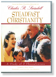 Steadfast Christianity.  8 CD Series