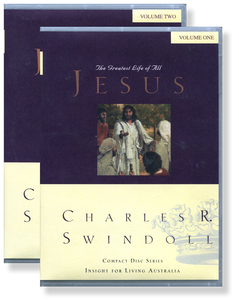 Jesus: The Greatest Life of All.    20 CD series