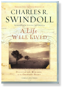 A Life Well Lived.  4 CD Series