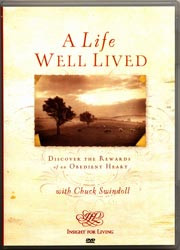 A Life Well Lived.  DVD Series
