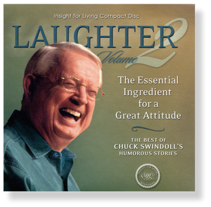 Laughter - Volume 2. The Essential Ingredient for a Great Attitude.  1 CD