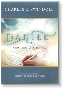 Daniel, Vol 2: God's Plan for the Future.  9 CD Series