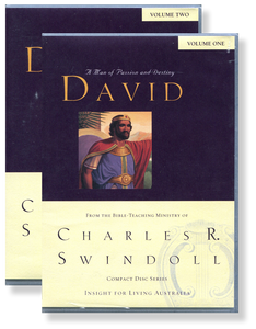 David: A Man of Passion & Destiny.  24 CD Series