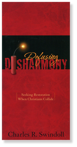 Defusing Disharmony.  Booklet