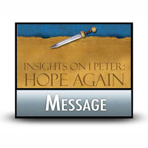 Insights on 1 Peter: Hope Again: 07 Hope Beyond  'I Do'.  MP3 Download