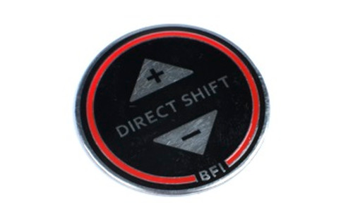 Direct Shift Coin for DSG / Automatic Shift Knobs