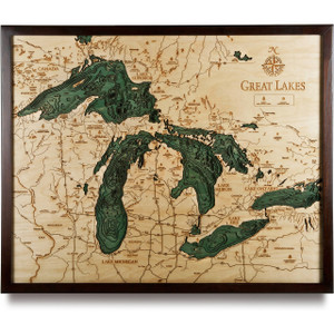 The Great Lakes (Large)