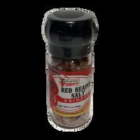 Carolina Reaper and Atlantic Sea Salt Grinder