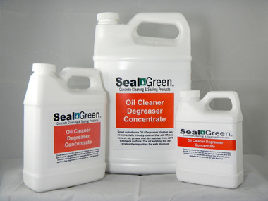 SealGreen Oil Cleaner Degreaser
