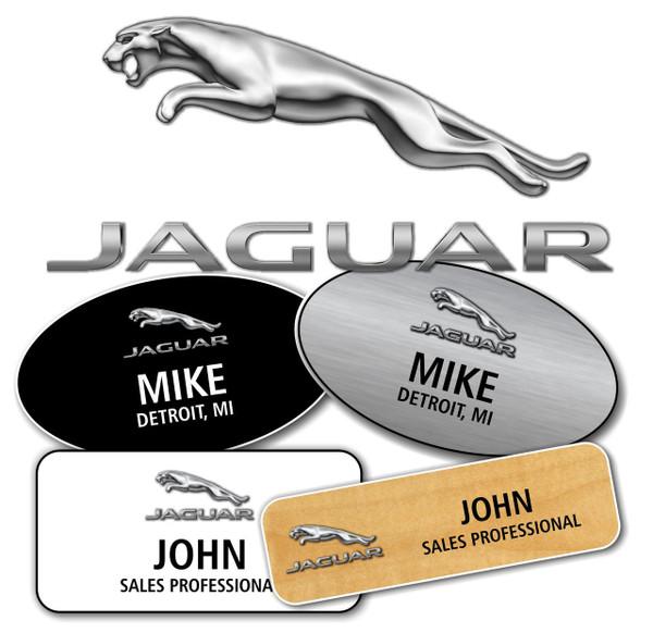 Jaguari Name Badges