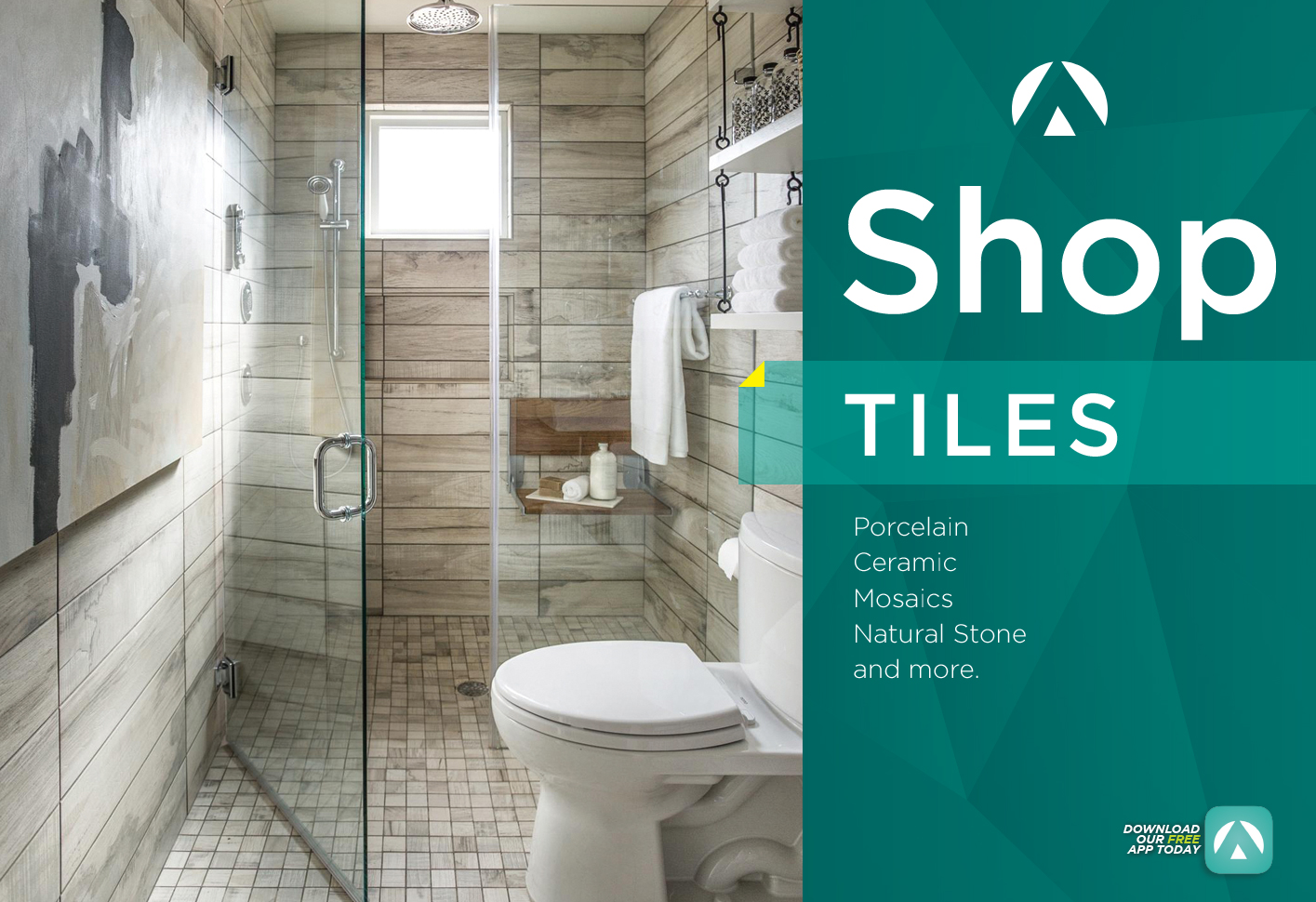 Stunning Ative Tiles For Bathroom Pictures Inspiration - The Best ...