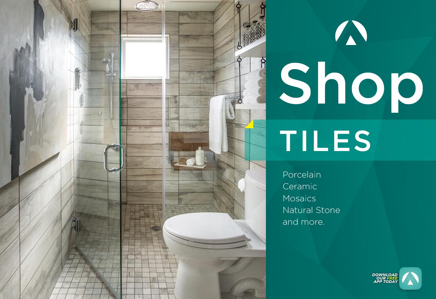 Modern Ative Bathroom Tile Borders Ideas - Bathroom ideas designs ...