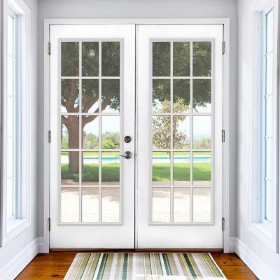 Active Home Centre 32x79 Full French Steel Door 01sjw Flfrch C