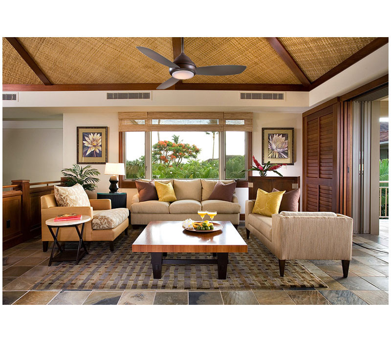 Minka aire concept 1 44 indoor ceiling fan with light remote image 1 image 2 image 3 mozeypictures Choice Image