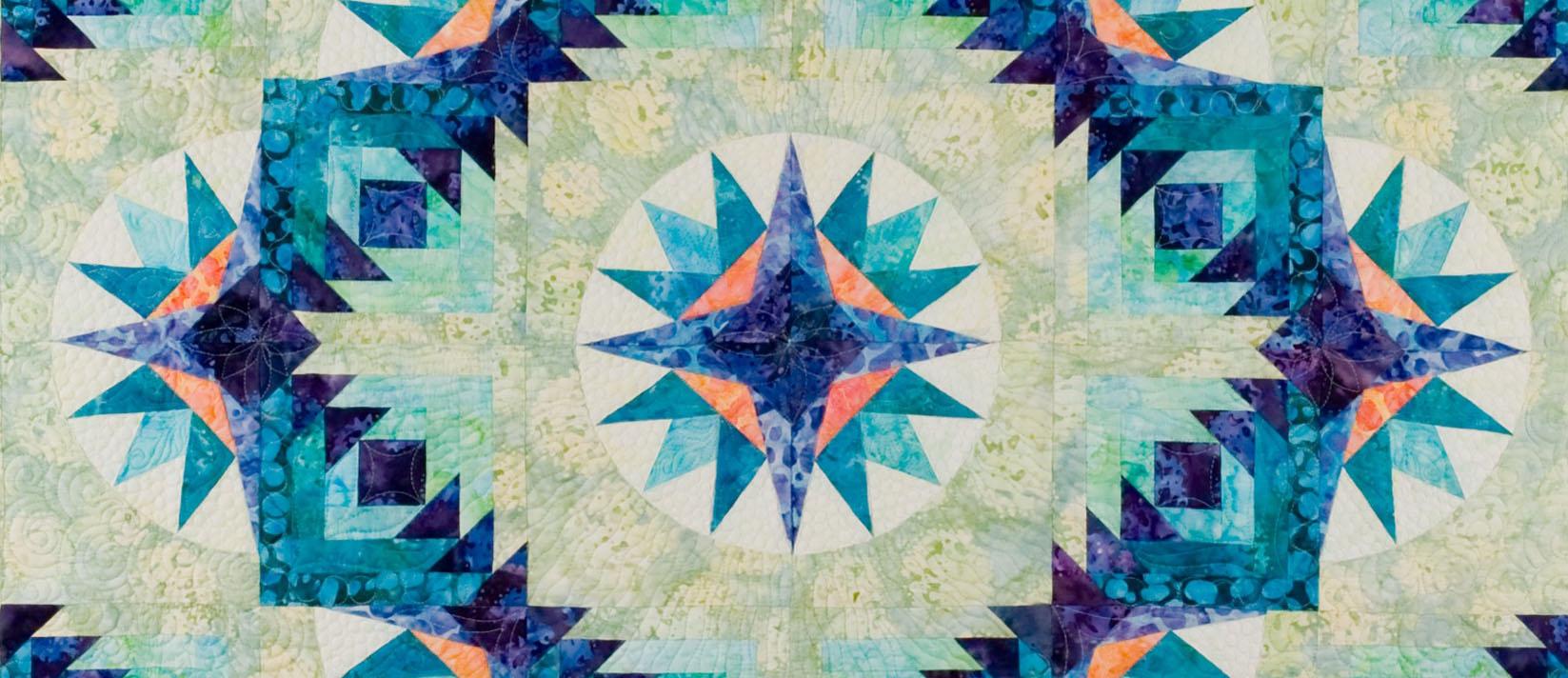 Bright Star Quilt Pattern