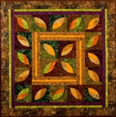 Autumn's Coming Quilt Pattern