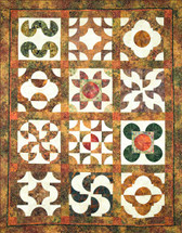 Many Paths Quilt Pattern Block of the Month