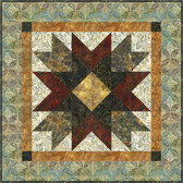 Addison's Star Quilt Pattern
