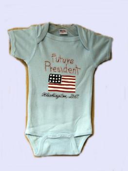 Infant 1-Piece/Future President