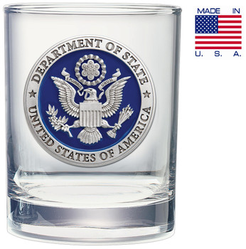 Department of state OLD FASHIONED GLASS
