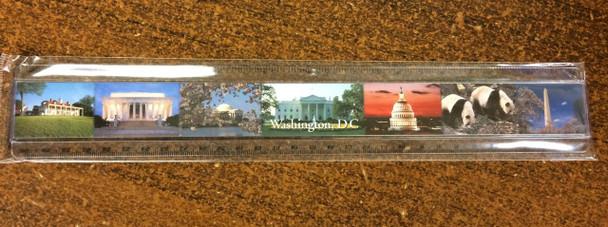 Washington DC Ruler