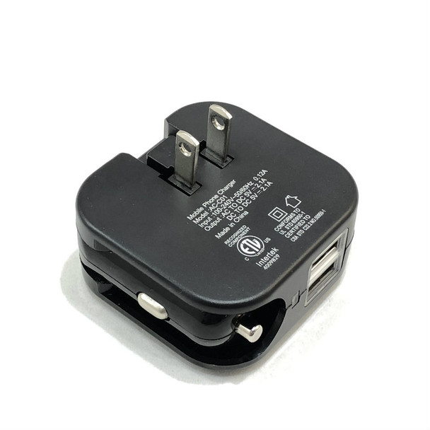 Dual Port USB Car Charger and Home Travel