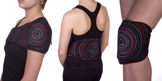 Qfiber Far Infrared Body Wrap