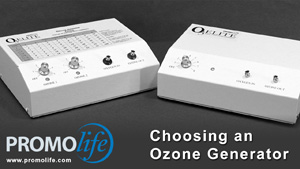 Choose an Ozone Generator