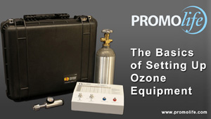 Setting Up Ozone Equipment