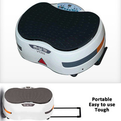 VibraTrim VT202 and VT202+1 Portable Vibration Machines