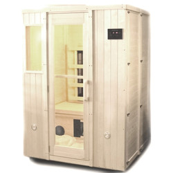 Heavenly Heat Made in the USA Far Infrared Saunas